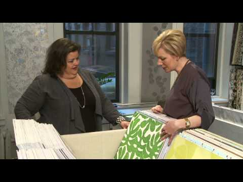 KKTV: Kerrie Kelly Digs Into Fabrics & Textiles at Studio Four NYC