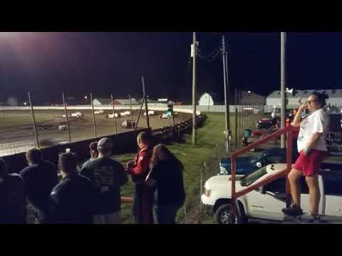 Lee County Speedway - A-MAIN- 8/18/17