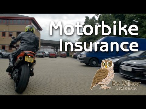 Be Wiser Car Insurance >> Motorbike Insurance From Be Wiser Youtube