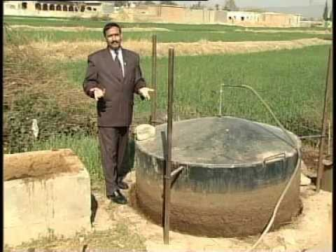 Bio Gas Technology Pakistan Dr. Ashraf Sahibzada