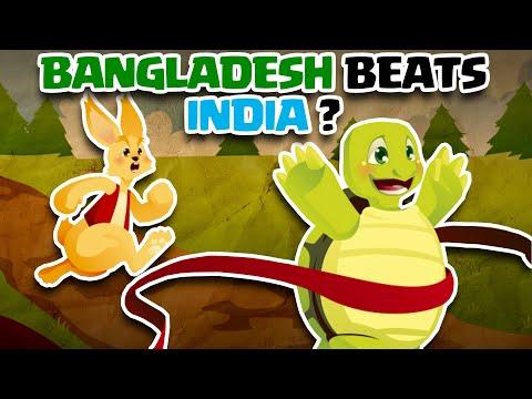 Bangladesh 'Overtakes' India in Per Capita GDP??? | EXPLAINED | The DeshBhakt with Akash Banerjee