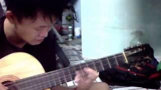 Trái Tim Bên Lề - Bằng Kiều (guitar solo)