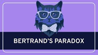 Bertrand's Paradox - Probability | WIRELESS PHILOSOPHY