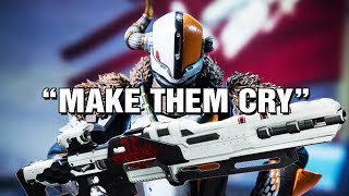 MAKE THEM CRY! Aggressive Sniping in Destiny 2 (Revoking the Revoker Sniper Rifle)