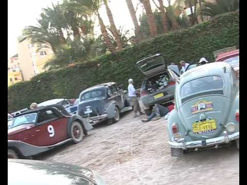 "The 2009 Nile Trial ( Tunisia - Lybia - Egypt ) ""Al Kora Wa Al Kass Sports Channel"""