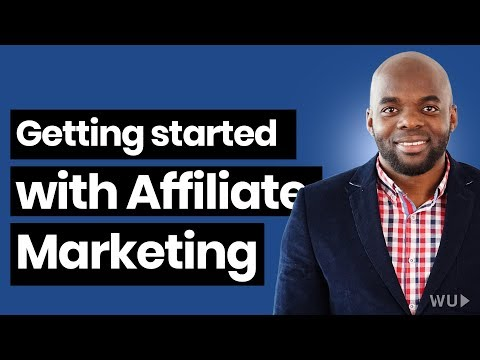 Affiliate marketing for beginners | Getting started with Affiliate marketing