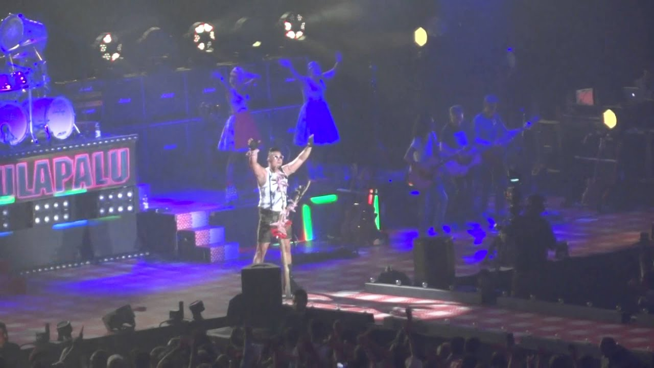 Andreas Gabalier Hulapalu Live At Olympiahalle München 13112015