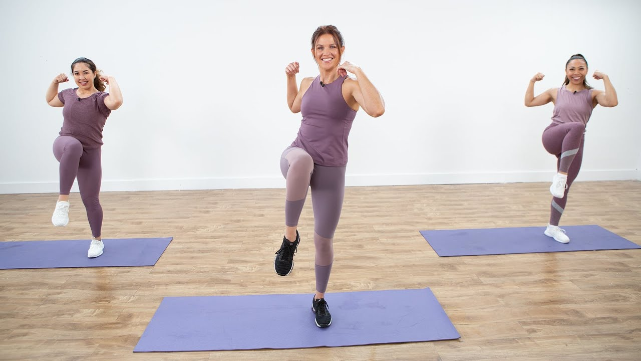 30-Minute Workout to Strengthen Your Core and Help Support Healthy Digestion
