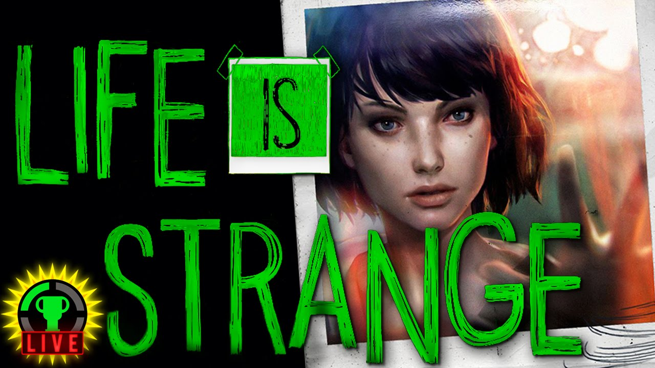 GTLive: Life is STRANGE! A Storm is Coming - GTLive: Life is STRANGE! A Storm is Coming
