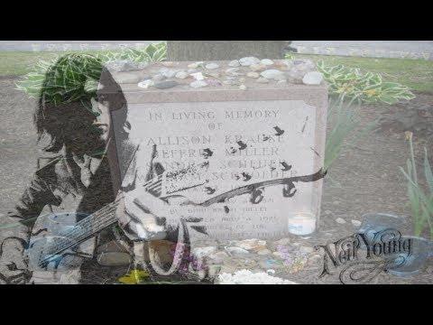 Neil Young - Ohio ( Lyrics )