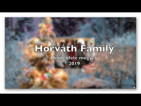 Horváth Family 2019 - Mindenfele megyek letöltés