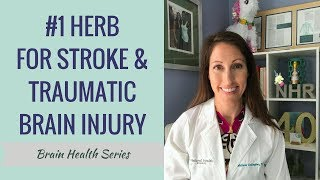 How to Heal Quickly After a Stroke & Traumatic Brain Injury with Herbal Therapy | Brain Health