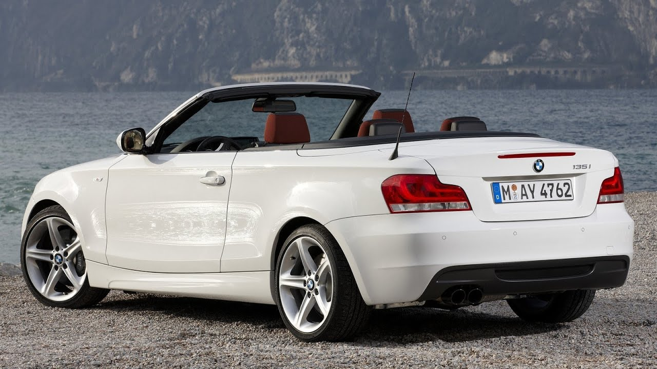 BMW 1-Series Convertible (2012) - YouTube