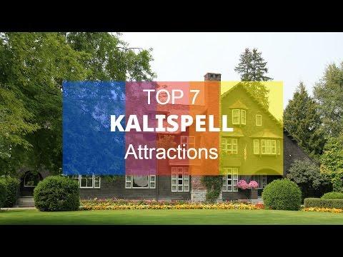 Top 7. Best Tourist Attractions In Kalispell - Montana