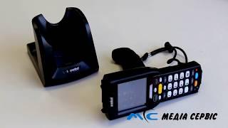 видео Терминалы сбора данных серии Motorola Symbol MC2100