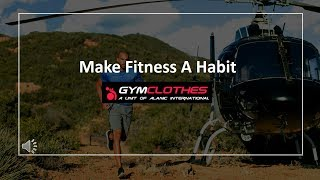 Enjoy Fashion Gyming With Womens Fitness Clothing