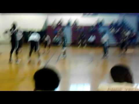 Florida High Middle School Basketball game