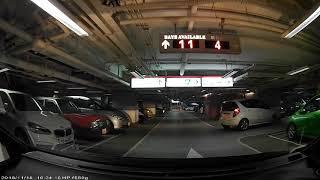 香港泊車好去處 - 荃灣廣場停車場 (入)
