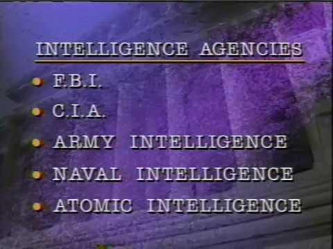 Sightings: UFO secrecy (4/22/95)