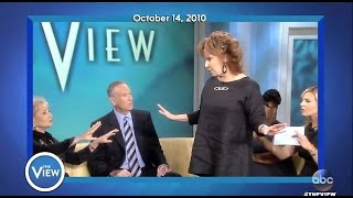 The Panel Applauds The Firing Of Bill O'Reilly - The View
