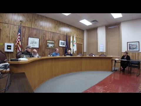 Historic Landmarks Meeting