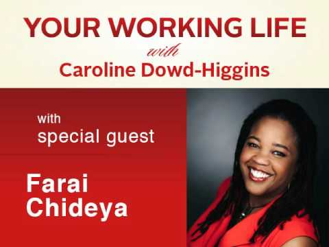 Download Your Working Life with Farai Chideya