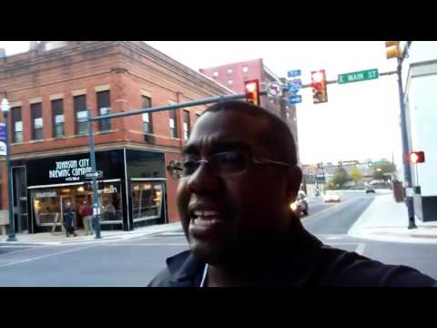 Why I Left Flint, Michigan! Visiting Johnson City, TN!