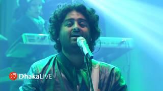 Chahun Main Ya Naa | Arijit Singh | Aashiqui 2 | Live in Dhaka
