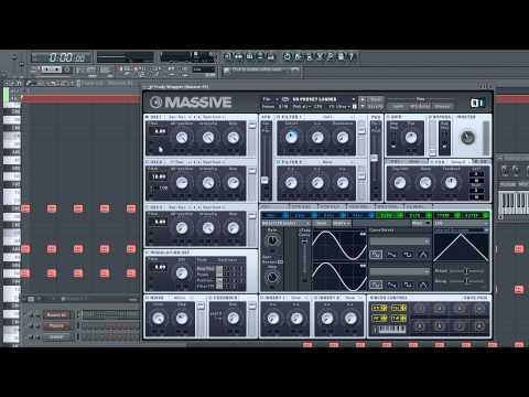 Deutsche FL Studio Tutorials | #05 Massive Trance Progressive Pluck