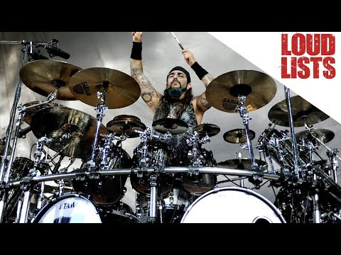 10 Times Mike Portnoy Was the Best Drummer on Earth