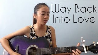 Way Back Into Love - Haley Bennett (Cover) by Kate Jimenez