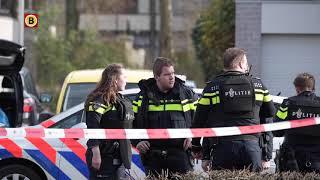 Pakketbezorger op Mahlerstraat in Tilburg overvallen