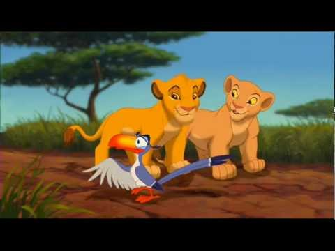 Le Roi Lion ¤ Je Voudrais Déjà Être Roi ¤ [HD]