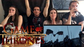 Game of Thrones Season 8 Episode 1 'Winterfell' REACTION!!