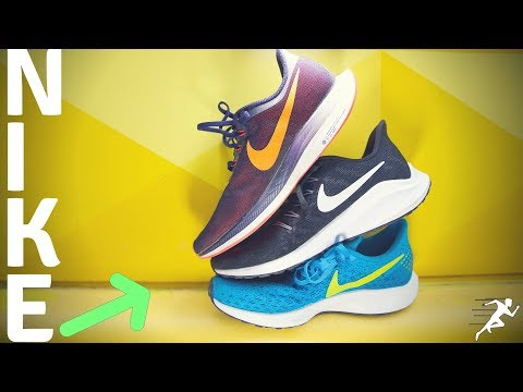 Nike Vomero 14, Pegasus 35, or Turbo, which running shoe