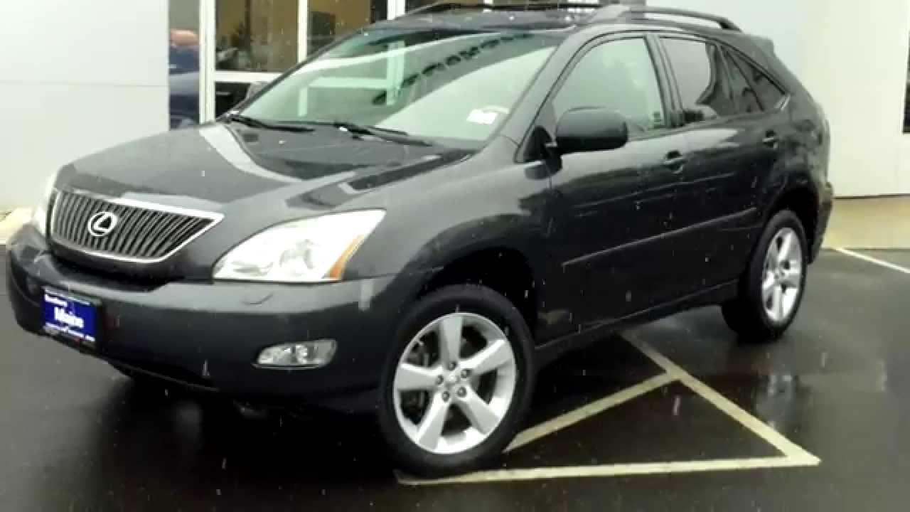 Used 2007 Lexus Rx 350 Suv All Wheel Drive Saco Maine Portland Me Kennebunk Scarborough