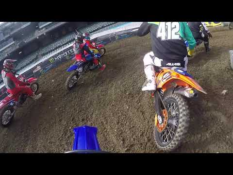 Supercross Futures Oakland 2019 Open C   Riding Only  