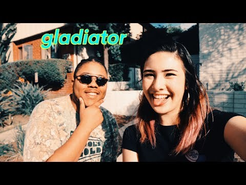 GLADIATOR (Ian) Interview- soundcloud back in the day, fear of falling off, dan