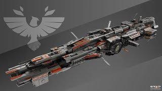 Star Conflict . Nova.   Invincible  - эсминец для крепких парней