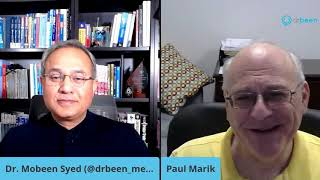 Dr. Paul Marik Discusses His I-MASK+ Protocol