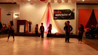 Anish Anika Dance - Indian Association of Garden State