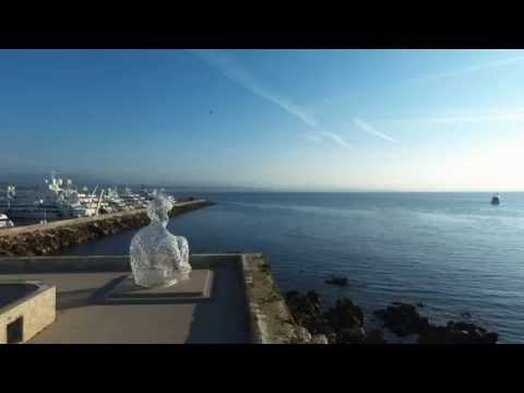 Antibes by Drone Away