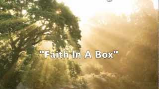 Faith In A Box Trailer Book Trailer | rickgreenbergauthor.com