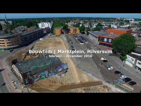 Gemeente Hilversum | Renovatie Marktplein 2017