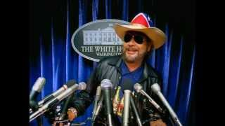 Watch Hank Williams Jr Why Cant We All Just Get A Long Neck video