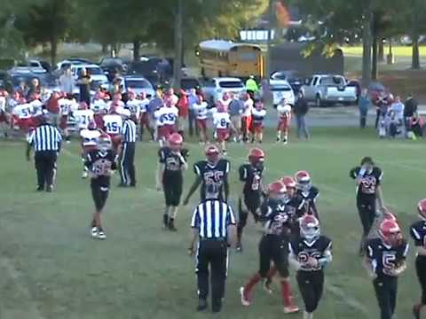 Matthew David #56- Short Pump Middle School vs Tuckahoe MS