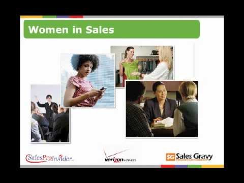 Why Women Make Great Sales Professionals: The Changing Perceptions About Women in Sales