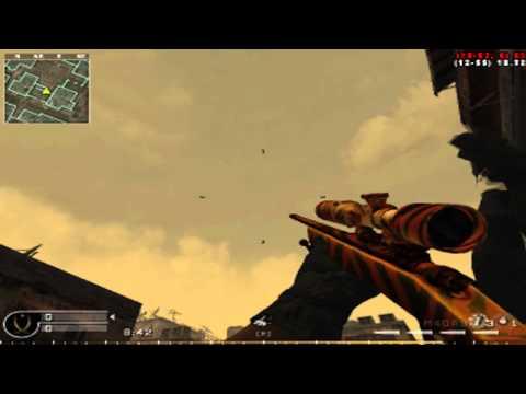 COD 4 PC | Orange + Golden M40A3 CAMO SKIN::FREE DOWNLOAD