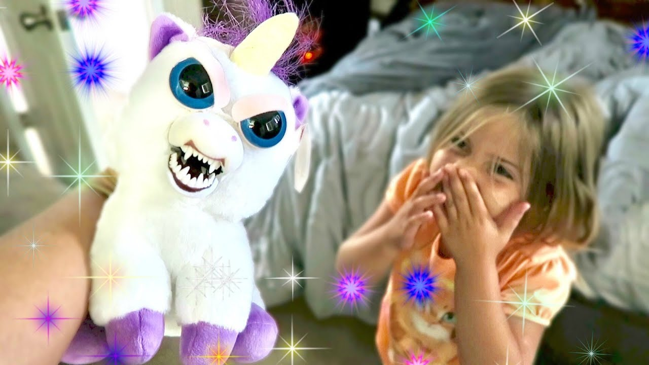 """I googled """"evil unicorn"""" and this came up as a result.. - Imgur"""