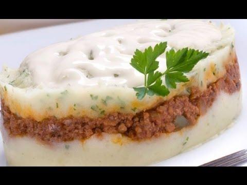 Arguiñano En Tu Cocina Recetas   Karlos Arguinano En Tu Cocina Pastel De Patata Y Carne Youtube